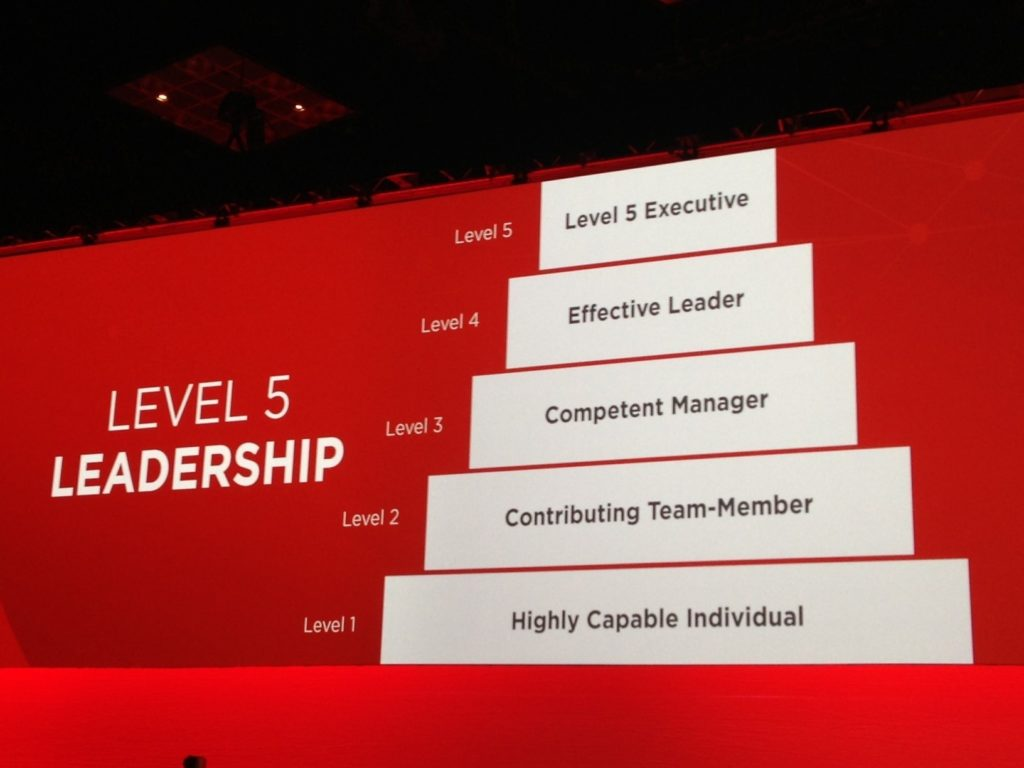 Level 5 Leadership - Jim Collins